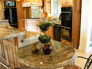 Large Kitchens with Islands